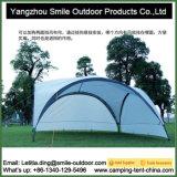 Im Freien kampierendes einziehbares Stand-Farbton-Plane-Zelt für Strand