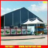 Tenda curva 25m del partito della tenda foranea dal baldacchino impermeabile 40 per la mostra