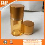 Forma especial Botella Médica cápsula de aluminio de plástico con logotipos personalizados