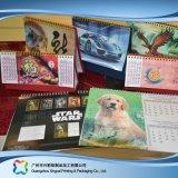 Calendario de escritorio creativo para el regalo de la decoración de la fuente de oficina (xc-stc-004)