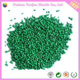 Masterbatch verde para el plástico del ABS