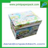 Изготовленный на заказ упаковывая коробка для электронных продуктов, игрушка