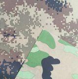 Camuflaje doble impreso, PU de la cara de la tela de 300d Oxford cubierta, impermeable