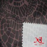 Tejido de poliéster de alta densidad de impresión impermeable para la chaqueta / Windbreaker