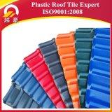 Tetto di mattonelle sintetico eccezionale di resistenza della corrosione/mattonelle di tetto spagnole