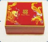 Dragón y rectángulo de joyería chinos de la boda de Phoenix