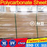 100% Sabic principale Lexan/policarbonato del Bayer Makrolon 10 anni di garanzia del PC di strato del solido