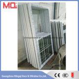 Projeto popular da grade de indicador de vidro de UPVC em China