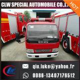 Caminhão da luta contra o incêndio do tanque de água de 500 galões
