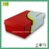 Оптовая продажа подгоняет коробку ботинка гофрированной бумага