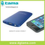 Chargeur en aluminium mince portatif ultra mince Powerbank sec pour des téléphones mobiles