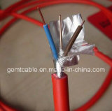 câble ignifuge évalué de flamme de 3X1.0mm