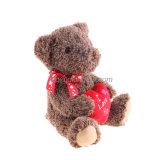 A peluche personalizada carrega animais enchidos feitos sob encomenda por atacado para o presente do dia dos Valentim