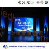 tela de anúncio do diodo emissor de luz da cor cheia de 10mm