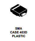 Componente electrónico Mbra210lt3g del montaje de Schottky del rectificador superficial de la potencia