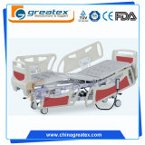 Hotsale! ! ! Letto di ospedale elettrico multifunzionale di Econimic ICU con la pesatura della Tabella di funzionamento medica di cura domestica del sistema