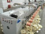 Máquina/alta calidad del recocido del alambre de cobre de Hxe-40h