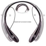Earbuds 철회 가능한 Bluetooth 헤드폰 (검정)를 가진 Bluetooth 헤드폰 무선 Neckband