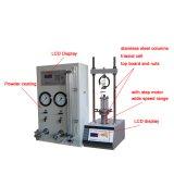 Essai à trois axes réglé (pression de midium 10KN de faible puissance, 30KN, pression 80KN)