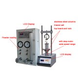 Teste Triaxial ajustado (pressão do midium 10KN Light-duty, 30KN, alta pressão 80KN)