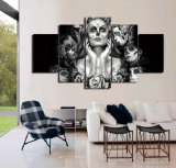 HD a estampé le jour de la peinture morte de face sur la peinture Mc-004 de toile d'illustration d'affiche d'impression de décoration de pièce de toile