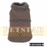 Hundekleidung; Form-warmer Mantel