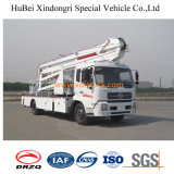 24-26m Dongfeng Boom Lift Truck