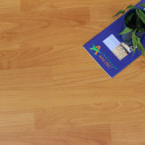 Hot Sales Painting Yellow HDF Laminate Flooring
