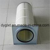 Cartucho de filtro de extremo cuadrado