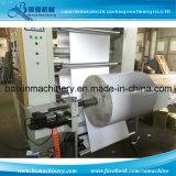 Maquinaria de impresión flexográfica de alta velocidad de seis colores