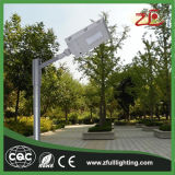 30W ce, lumière solaire de jardin du certificat DEL de RoHS