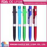 L'écriture multifonctionnelle de stylo bille de promotion de crayon lecteur d'encre