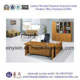 Mobília de madeira elegante da mesa de escritório da saliência de China (BF-002#)