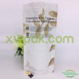 Sacchetto di caffè della carta kraft dalla 1 libbra Con la chiusura lampo e la valvola