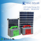 система набора энергии 10W портативная домашняя солнечная PV