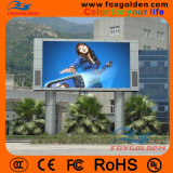 Outdoor P10 RGB Epistar Chip Mobile Truck LED Billboard