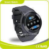 3G relógio esperto da frequência cardíaca do podómetro da G/M do cartão do ósmio WiFi Bluetooth SIM do Android 5.1