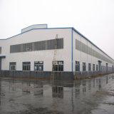 Metallgebäude-Lager mit Stahlkonstruktionen
