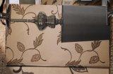 El panel acústico decorativo de la fibra de poliester de la pared casera de la sala de estar