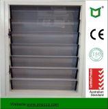 Окно и дверь, жалюзиий Windows энергии эффективное одиночное застекляя алюминиевое с Non термально профилем пролома