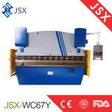 Usine fonctionnante stable de machine à cintrer de commande numérique par ordinateur de haute précision de série de Jsx-67k