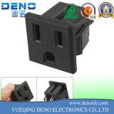 Socket industrial eléctrico del enchufe 3pin del socket de la entrada C14