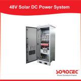 Bloc d'alimentation hybride de C.C du système 50A 48V de panneau solaire pour la centrale solaire