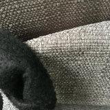 Hzh33 폴리에스테 Hometextile 소파 방석을%s 리넨 실내 장식품 직물
