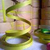 Plastic het Vastbinden van de kleur Band die Machine maken
