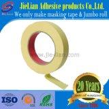 Fita de máscara adesiva da temperatura média da alta qualidade para a fábrica de China da pintura do carro