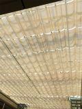 De zonne Schaduwen van de Rol, de Zonneblinden van het Venster