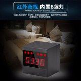 Часы видеокамеры сигнала тревоги миниые DVR иК ночного видения обнаружения движения цифров 1080P A10