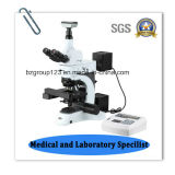 Microscópio metalúrgico motorizado de alta qualidade