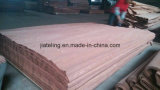 合板のための回転式切口のOkoumeの木製のベニヤ